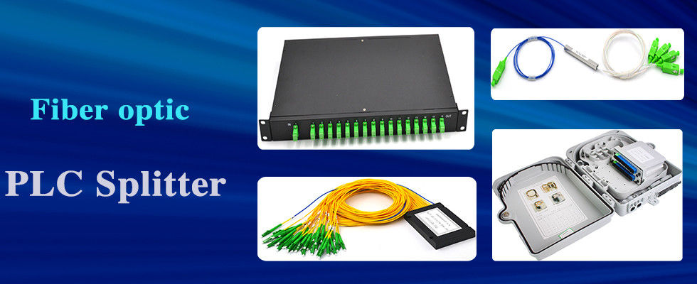 China best Fiber Optic Splitter on sales
