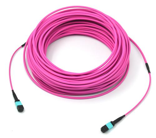 OM4 MPO Trunk Cable