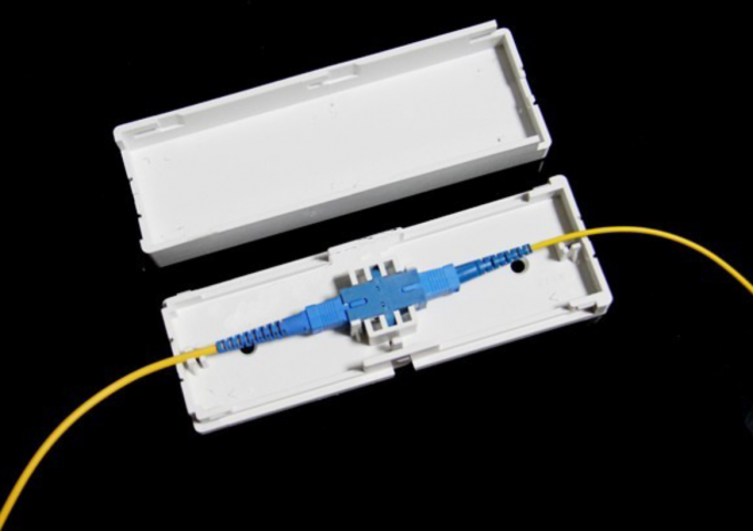 Indoor Fiber Optic Terminal Box Drop Cable Protection