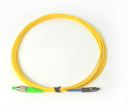 SM MM Fiber Optic Pigtail Cable , Patch Cord Pigtail 2.0mm 1.8mm 1.6mm PVC LSZH Cover
