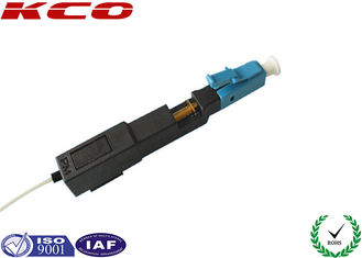 China Quick Fiber Optic Field Installable Connector LC UPC Return Loss 50 dB supplier