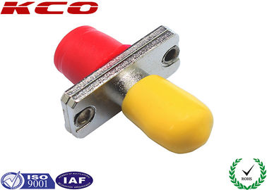 China Single Mode ST To FC Adapter FC To ST Adapter Convert One Way Simplex supplier