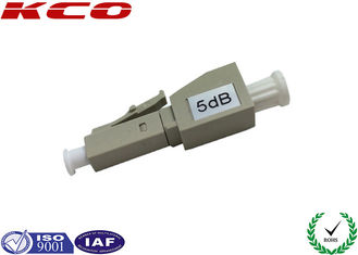 China Professional LC MM 5 dB Attenuator Fiber Optic with High Realibility supplier