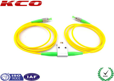 China FC - FC Variable Fiber Optic Attenuator , VOA Variable Optical Attenuator supplier