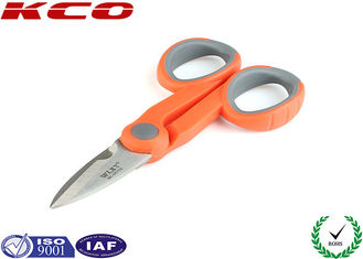 China PON Fiber Optic Tools Fiber Optic Kevlar Cutter Scissor Shears For Cables supplier
