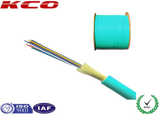 China Tight Buffer GJFJV Optical Fiber Cable Armored Duplex 2.0mm Diameter supplier