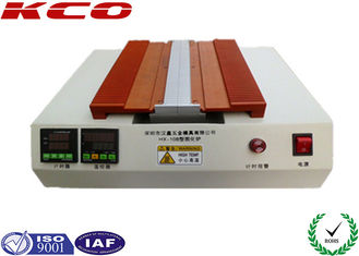 China 353ND Heat Fiber Optic Polishing Equipment Fiber Optic Curing Oven Epoxy Glue supplier
