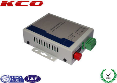 China RS232 Fiber Optic Modem , RS422 RS485 Fiber Optic Converter FC UPC supplier