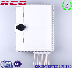China Custom 12 Cores 1x8 Splitter Fiber Optic Terminal Box KCO-FDB-12D supplier