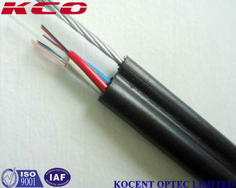 China Armored Self Supporting Indoor Outdoor Fiber Optic Cable / Optical Fibre Cable supplier