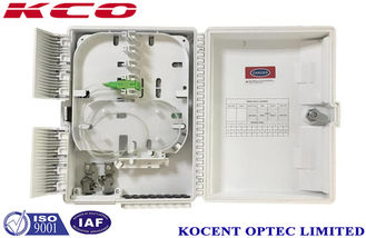 China KCO-ODP-16W Fiber Optic Terminal Box Lightweight Chemical Resistance supplier