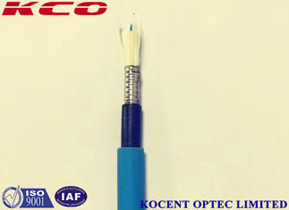 China Flame - Retardant Optical Fiber Cable , Water - Resistant Stranded Loose Tube 96 Core supplier