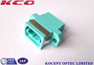 China Multimode MPO MTP Patch Cord Fibre Optic Adapter OM3 OM4 OM5 0.3dB Durability supplier