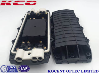 China IP67 Waterproof Fiber Optic Splice Closure Joint Box FTTB KCO-H33120 12fo To 144fo 3 In 3 Out supplier