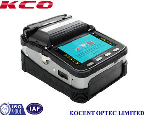 China AI8 Fiber Optic Splicing Machine Core Alignment FTTH Drop Cable Fusion Machine KCO-AI7 supplier