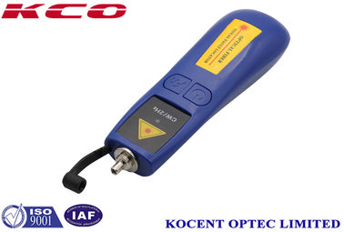 China 5mW Fiber Optic Tools Mini VFL Visual Fault Locator Cable Tester Red Laser Pen KCO-LP-05 supplier
