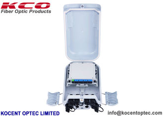 China FTTH FTTA 8 Port Outdoor Optical Termination Box 8 Cores NAP CTO OTB ODB 8FO supplier