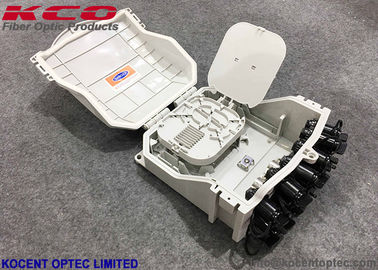 China GPX147 FAT Fiber Optic Terminal Box 16 Cores KCO-NAP-0216S Mechanical Sealing Structure supplier