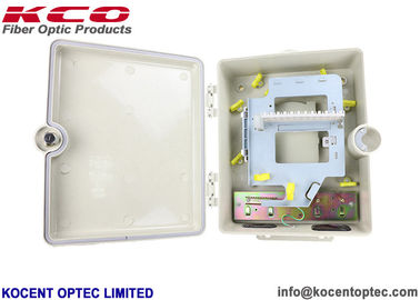 China SMC Material Fiber Optic Cable Termination Boxes SC FC ST LC / ODB FDB CTO Box KCO-SMC-0224X supplier