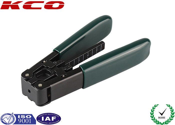 Miller Fiber Optic Tools Indoor Fiber Optic Cable Splicing