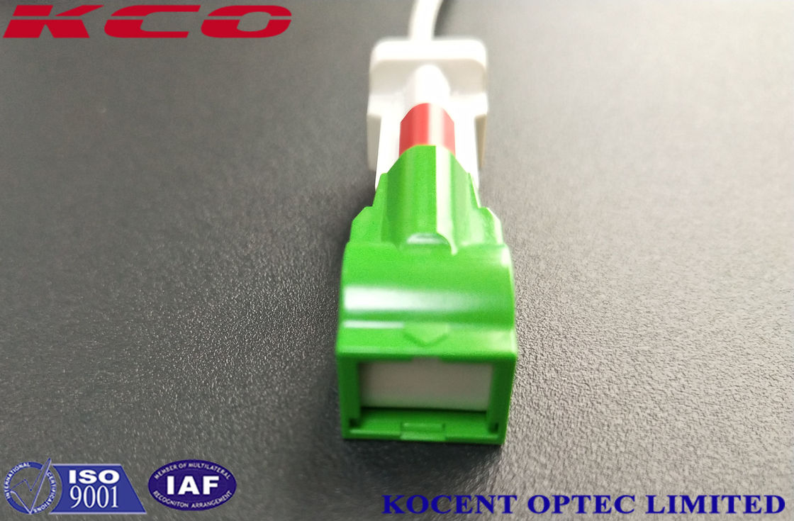 Automatic Shutter Connector Fiber Optic Patch Cables Single Mode Lsh Wiring Cable Including Sc Apc Lc