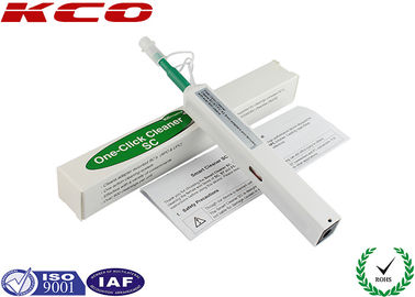 China SC FC ST LC E2000 Fiber Optic Tools FOC Fiber Optic Cleaning Pen Metal distributor
