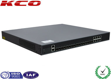 China GPON OLT 8 PON FTTH Active Fiber Optic Equipment Support 512 / 1024 End Users KCO-G8608T distributor