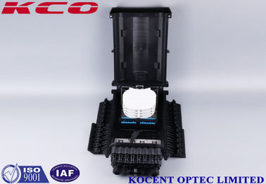 China 16 / 24 Cores FTTH FTTB Distribution Fiber Optic Terminal Box KCO-FDB-16S distributor