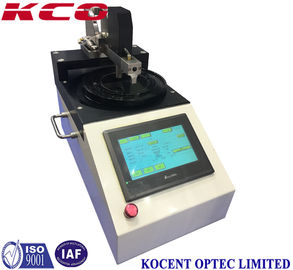 Center Pressure Intelligent MPO MTP Fiber Optic Polishing Machine Same As Domaille Senko