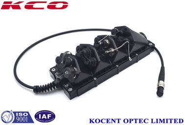 China Ip67 Waterproof Fiber Optic Splice Closure Mini Odva Optitap Connector Junction Box distributor