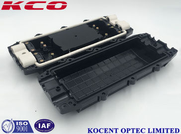 China 3 In 3 Out 6 Ports Fiber Optic Joint Box144 Fibers IP 65 Outdoor FTTA KCO-H33120 factory