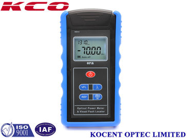 China TM203N VFL OPM Fiber Optic Tools Visual Fault Locator Power Meter 2 In1 Cable Testing Device distributor