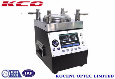 China PM6800 Corner Pressure Fiber Optic Polishing Machine Patch Cord Grinding Device distributor
