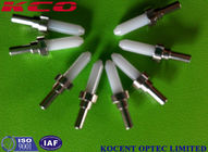 APC 250um 8 Degree Fiber Optic Ferrule  Ceramic Zirconia 1.0 Concentricity