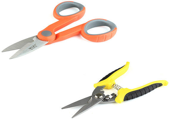 PON Fiber Optic Tools Fiber Optic Kevlar Cutter Scissor Shears For Cables 1