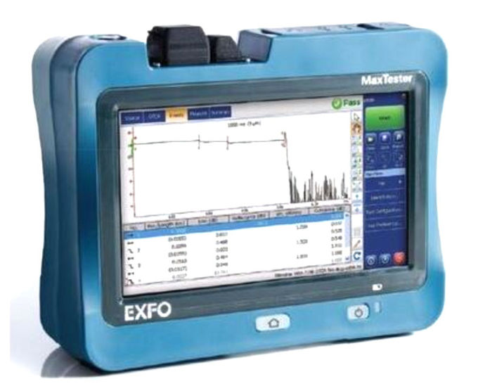 OTDR Max Tester Max-710B Passive Optical Network Testing Optical Time Domain Reflectometry 4