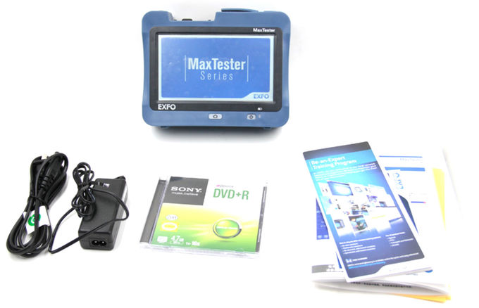 OTDR Max Tester Max-710B Passive Optical Network Testing Optical Time Domain Reflectometry 6